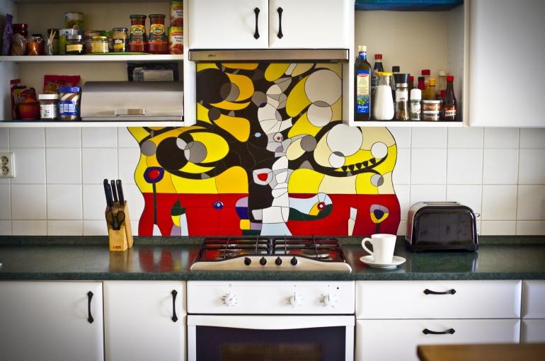 mozaika do kuchyně